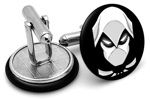 Moon Knight Portrait Cufflinks