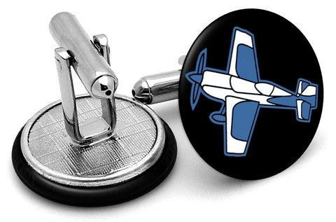 Light Aircraft Image Cufflinks