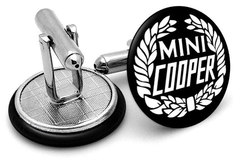 Mini Cooper Logo Cufflinks