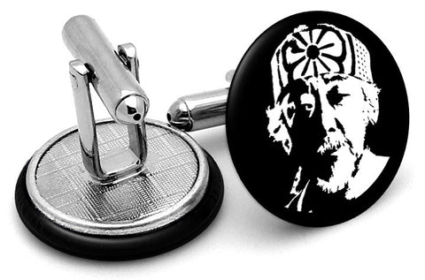 Mr Miyagi Karate Kid Cufflinks