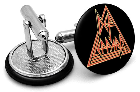 Def Leppard Alternate Cufflinks