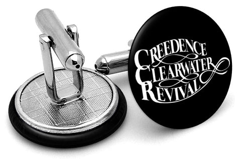 Creedence Clearwater Revival CCR Cufflinks