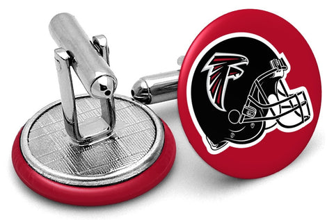 Atlanta Falcons Helmet Cufflinks