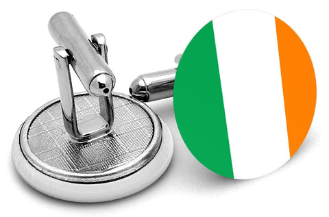Flag Of Ireland Cufflinks