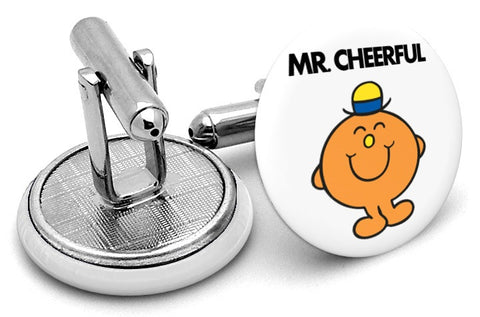 Mr Cheerful Cufflinks