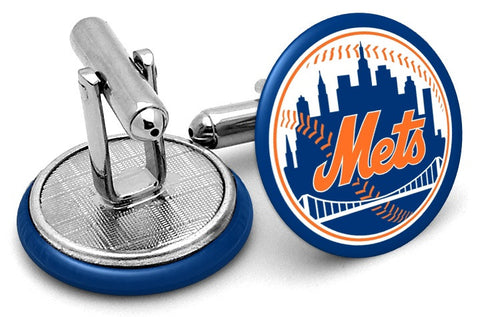 New York Mets Alternate Cufflinks