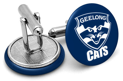 Geelong Cats Cufflinks