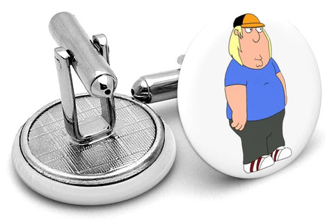 Chris Griffin Family Guy Cufflinks