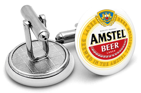 Amstel Light Cufflinks