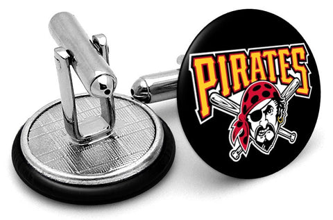 Pittsburgh Pirates Alternate Cufflinks