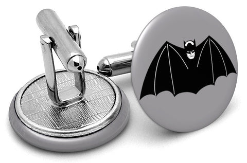 Batman Vintage Logo Cufflinks