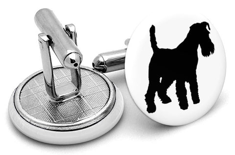 Welsh Terrier Cufflinks