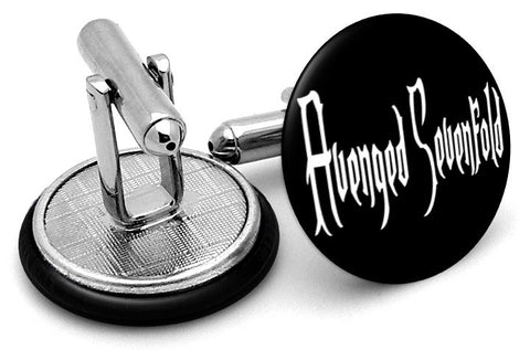 Avenged Sevenfold Alternate Cufflinks