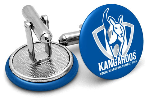 North Melbourne Kangaroos Cufflinks
