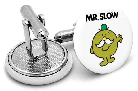 Mr Slow Cufflinks