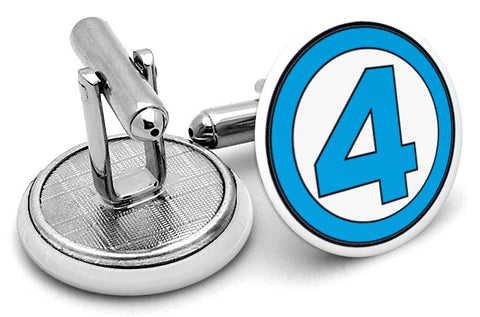 Fantastic Four Cufflinks