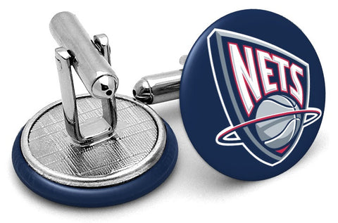 New Jersey Nets Cufflinks