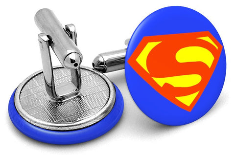 Superman Alternate Cufflinks