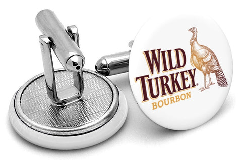 Wild Turkey Bourbon  Cufflinks