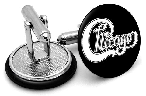 Chicago Band Cufflinks