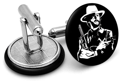 Clint Eastwood Cufflinks