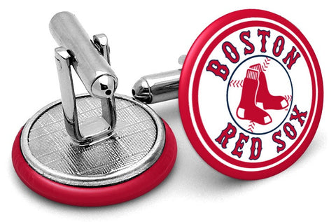Boston Red Sox Alternate Cufflinks