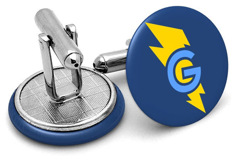 Super Grover Logo Cufflinks