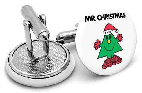 Mr Christmas Cufflinks