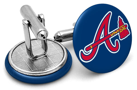 Atlanta Braves Alternate Cufflinks