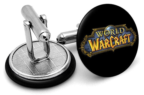 Warcraft Cufflinks