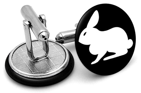 Rabbit Image Cufflinks