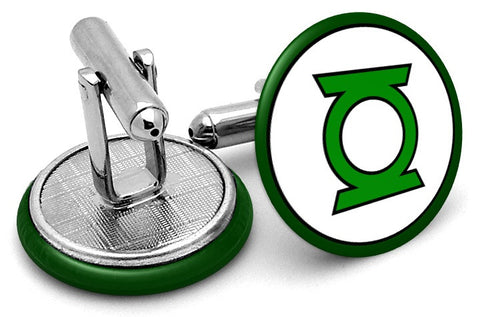 Green Lantern Alternate Cufflinks
