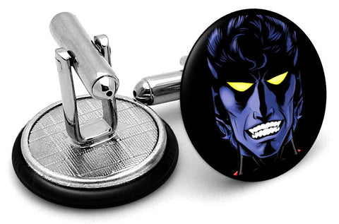 Nightcrawler Portrait Cufflinks