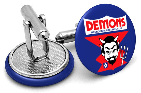 Melbourne Demons 80s Cufflinks