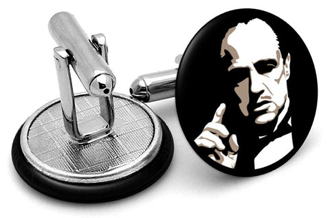 Godfather Marlon Brando Cufflinks