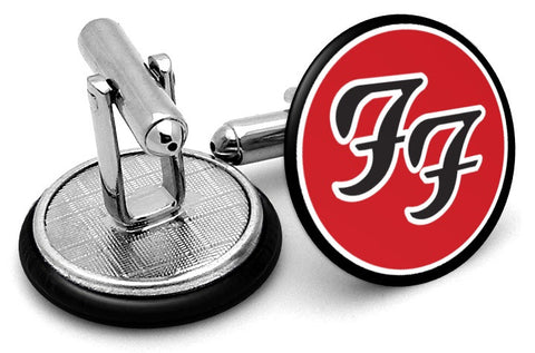 Foo Fighters Cufflinks