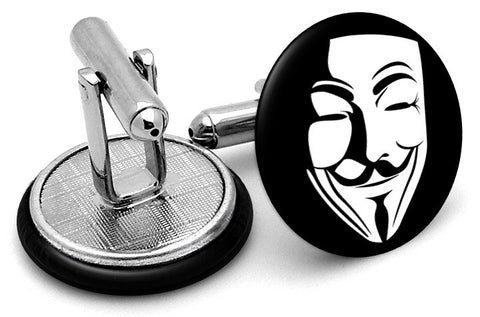 V for Vendetta Cufflinks