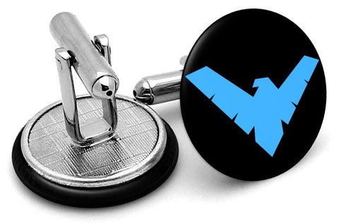 Nightwing Logo Cufflinks
