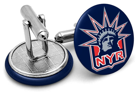 New York Rangers Alternate Cufflinks