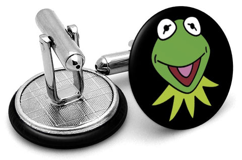Kermit the Frog Cufflinks
