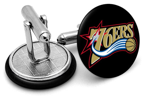 Philadelphia 76ers Alternate Cufflinks