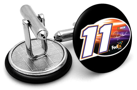 Denny Hamlin #11 Decal Cufflinks