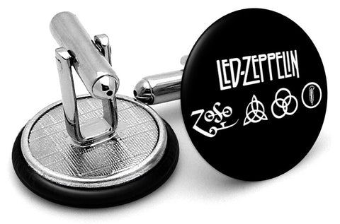 Led Zeppelin Alternate Cufflinks