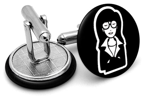 Daria MTV Cufflinks