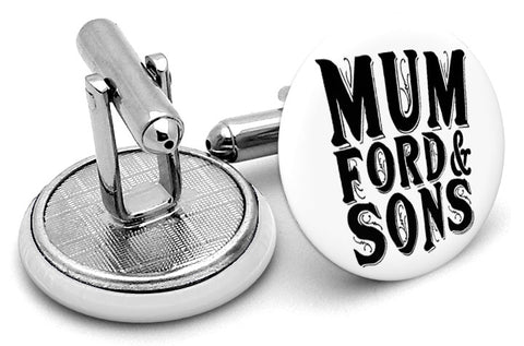 Mumford And Sons Cufflinks