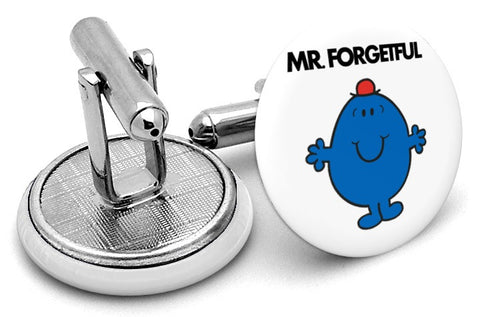 Mr Forgetful Cufflinks