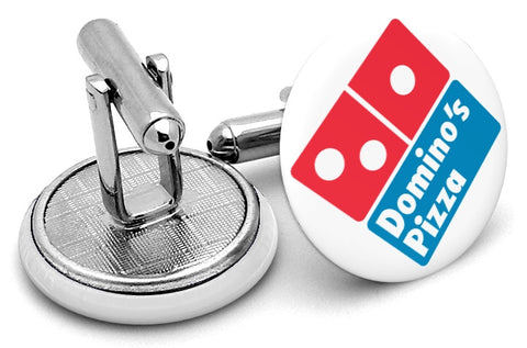 Domino's Pizza Cufflinks