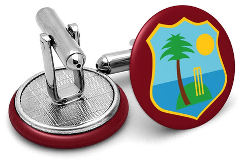 West Indies Cap Cufflinks