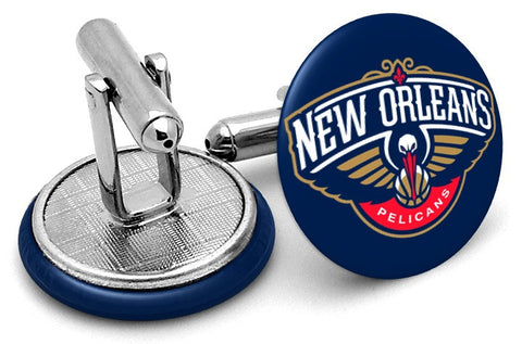 New Orleans Pelicans Cufflinks