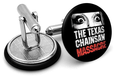 Texas Chainsaw Massacre Cufflinks